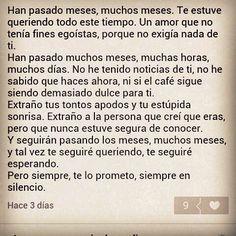 desamor, frases en español, spanish quotes, textos, frases de amor, sin el, imagenes tumblr