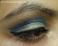 "Sorelle Grapevine: VNA Summer Eye Makeup Contest - My Third Entry ""Beach Time!"""