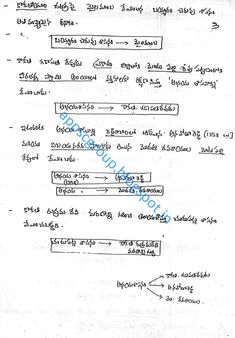 Pages Andhra History Class Notes: Early History of Andhra- for APPSC Group 2 and Group 1 Exam- Part 1 Indian Constitution, Class Notes, History Class, Public Service, Study Materials, Telugu, Pdf, Group, Medium