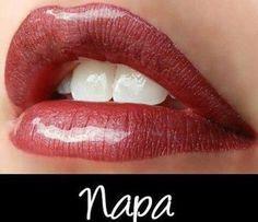 Lipsense By Senegence Long Lasting Lip Color In Napa