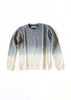 alwaysnever - Dip Dye Sweater