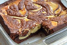 Spiked with Baileys Irish Cream, these chocolatebrownieswith aswirl of tangy cheesecake areout-of-this-world. They are cakey on the bottom, alternately fudgy and creamy in the center and crisp on top. I'm very proud of them: they took sixtries and a full dayin the kitchen to get right! For a real treat, trythem warm out of the …