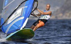 Dorian van Rijsselberghe in stijl op OS Rio