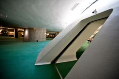 Paris Siege du parti communiste - Oscar Niemeyer