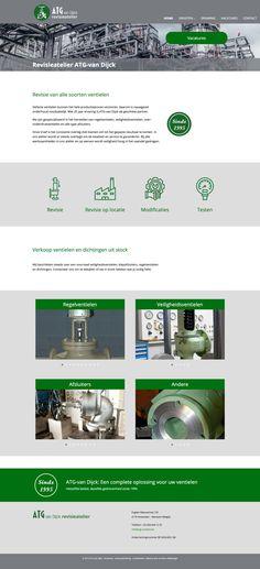 An Wens Webdesign - ATG-Van Dijck Web Design, Van, Design Web, Vans, Website Designs, Site Design, Vans Outfit