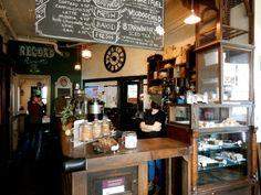 Sweetleaf Coffeehouse, Long Island City NY