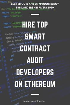 Contract Audit and development for Ethereum and Tron blockchains In the blockchain space, finding the right set of auditors and security services providers is a challenge Best Cryptocurrency, Security Service, Blockchain Technology, Forensics, Challenges, Ads, Space, Digital, Floor Space