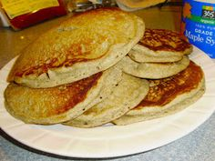 Ramblings of a Happy Homemaker: Gluten Free Buckwheat Pancakes