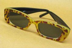 40's Bakelite Tortise Shell Sun Glasses