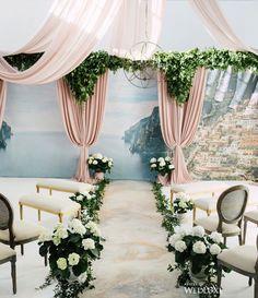 WedLuxe– Amalfi Amore | Photography by: Purple Tree Photography  Follow @WedLuxe for more wedding inspiration!