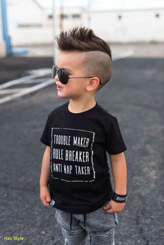 Boys Haircuts popular for cute kids, teens and little boys to look cool and trendy. From unqiue short and long boys hairstyles to cute black boys haircuts! Cute Toddler Boy Haircuts, Boy Haircuts Short, Baby Boy Hairstyles, Little Boy Haircuts, Kids Hairstyles Boys, Black Hairstyles, Toddler Boy Style, Braided Hairstyles, Short Hair