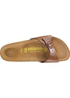 dc1f45ad4bd0 Birkenstock Sandal bronze 0438023 Madrid Magic Galaxy Bronze – Acorns Birkenstock  Sandaler