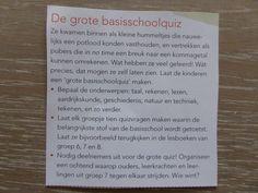 basisschool quiz