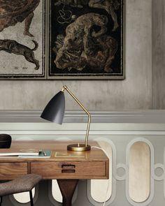 Gräshoppa Bordlampe - Studio Kvänum Oslo AS