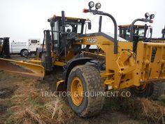 John Deere 772GP Motor Graders for Sale :: Construction Equipment Guide