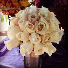 Classic white bouquet.  #classic #white #bouquet #beautiful #weddings #love #brides #pretty