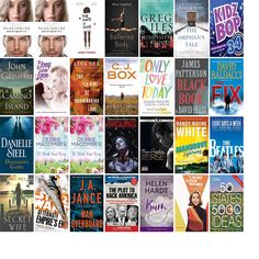 """Saturday, March 25, 2017: The Hussey-Mayfield Memorial Public Library has 24 new bestsellers, 25 new videos, nine new audiobooks, five new music CDs, ten new children's books, and 87 other new books.   The new titles this week include """"Passengers [Blu-ray],"""" """"Passengers,"""" and """"The Hate U Give."""""""