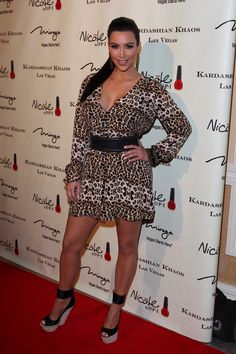 Celebrities Go Wild For Animal Print Fashion