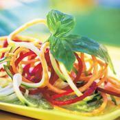 Légumes multicolores - une recette Légumes - Cuisine