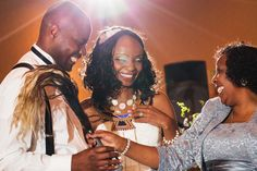 Multicultural Kenyan and Nigerian Wedding in Southern California