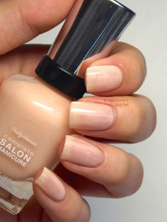 """The Happy Sloths: Sally Hansen Complete Salon Manicure """"Pastels on Point"""" Collection Nail Polishes: Review and Swatches"""