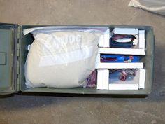 Making a LiPo Battery Bunker