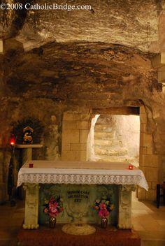 Annunciation Church Nazareth - Israel