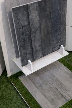 Florim Cersaie 2013 #cersaie. Icon Outdoor by Florim: 2cm thick board formed concrete look.