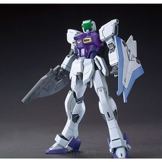 Gundam Build Fighters TRY High Grade 1/144 Plastic Model : The Northern Pod