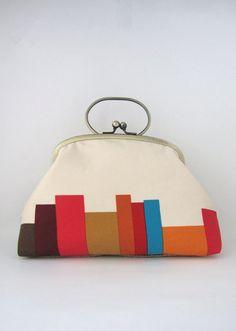 thezakka  Handmade frame purses, clutches, pouches & accessories