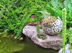 #neuer Gartentraum  Pflanzschale