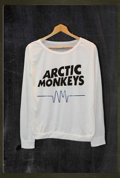 V.2 Arctic Monkeys Music Indie Pop Rock Shirt Long by FourthSeason, $16.99