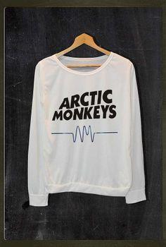 V.2 Arctic Monkeys Music Indie Pop Rock Shirt Long by FourthSeason, $16.99