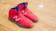 New Balance Is Getting Back Into Basketball (At Least For One Game)