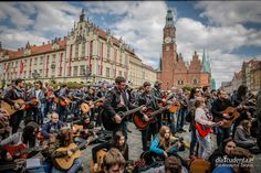 Gitarowy Rekord Guinnessa 2017 - Wrocław - Zdjęcia, fotki, galeria zdjęć, - Koncert, bilety - Muzyka