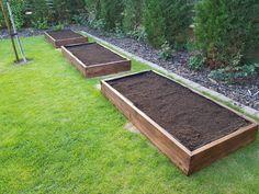 Naše vyvýšené záhony si našli cestu aj do záhrady v Bratislave - Rusovciach Jar, Gardening, Outdoor Decor, Plants, House, Raised Beds, Lawn And Garden, Home, Plant