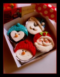 #cupcakes #lima #peru #navidad