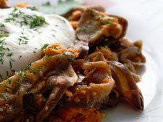 Quick and easy potato moussaka