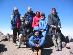 Summit of #Ararat Mount (5137 m) To get to the summit takes about 6-8 hours than descend