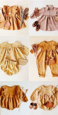 Handmade Heirlooms at Dannie and Lilou Irina Pushko is the designer and maker behind one of Etsy's most wonderful clothing stores for children, Dannie and Lilou. Baby Girl Dresses, Baby Outfits, Baby Dress, Kids Outfits, Cute Outfits, Toddler Outfits, Baby Girl Fashion, Kids Fashion, Toddler Fashion
