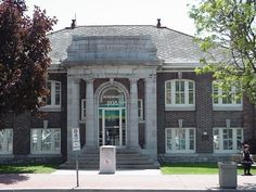 Picton Public Library, Prince Edward County.