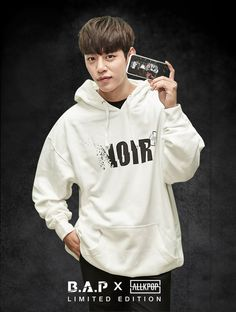Daehyun Himchan, Youngjae, Always Remember Me, Jung Daehyun, Bap, Hooded Jacket, Graphic Sweatshirt, Tofu, Cheesecake