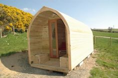 Camping pod, camping cabin, #glamping,yurt, #wigwam, home #office,  View more on the LINK: http://www.zeppy.io/product/gb/2/162015346619/