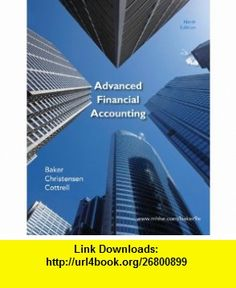 Introduction to financial accounting 11th edition horngren loose leaf advanced financial accounting 9780077484255 richard baker theodore christensen david fandeluxe Image collections