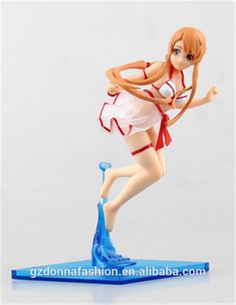 2015 Hot sales Sword Art Online Fine Swimsuit Sexy gril 4 generations Yuuki Asuna PVC 16cm Action Figure, View Sword Art Online, donnatoyfirm Product Details from Guangzhou Donna Fashion Accessory Co., Ltd. on Alibaba.com