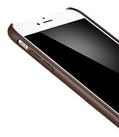 Spigen Schutzhülle für iPhone 6 Plus LEATHER: Amazon.de: Elektronik