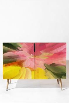 Buy Credenza with Advance designed by Paul Kimble. One of many amazing home décor accessories items available at Deny Designs. Hand Painted Furniture, Recycled Furniture, Refurbished Furniture, Paint Furniture, Rustic Furniture, Furniture Makeover, Furniture Design, Plywood Furniture, Chair Design