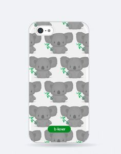 funda-movil-cute-koala Phone Cases, Cute, Animal Design, Mobile Cases, Animals, Kawaii, Phone Case