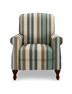 Charlotte High Leg Recliner by La-Z-Boy Lazy Boy Chair, La Z Boy, Furniture Collection, Living Room Chairs, Recliner, Classic Style, Accent Chairs, Armchair, Charlotte