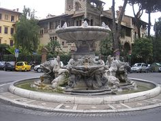 Fontana delle Rane